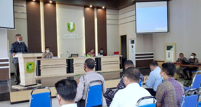1.082 Tenaga Kesehatan di Kepulauan Meranti akan Disuntik Vaksin Covid-19