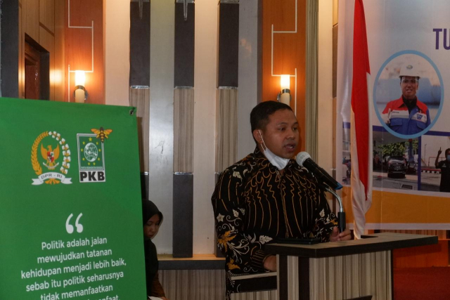 Gelar Muswil ke-VI, PKB Riau Ingin Meneguhkan Konsep Politik Rahmatan Lil Alamin