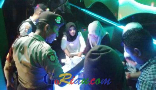 Razia Tempat Hiburan di Pekanbaru Diduga Bocor, Berikut Lokasinya..