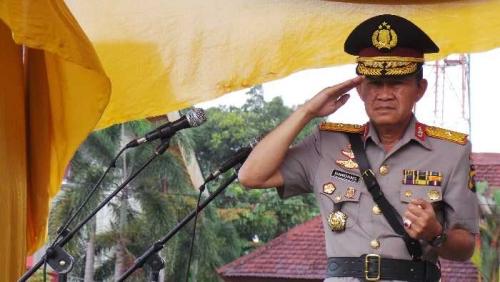 Copot Jabatan Jadi Taruhan, Polda Riau Siaga Hadapi Potensi Karhutla saat Kemarau 2018