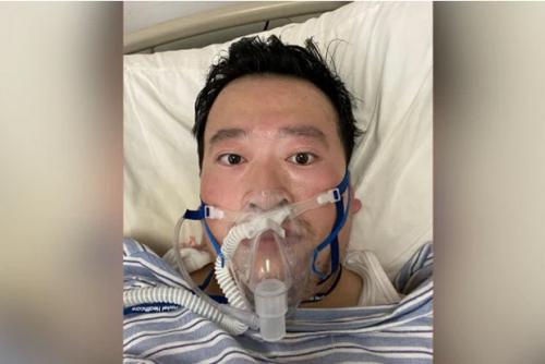 Ikut Terinfeksi, Dokter Pertama yang Ingatkan Akan Muncul Wabah Virus Corona Meninggal Dunia