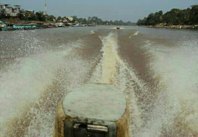 Aksi Perompakan di Perairan Inhil Riau, Dua Penumpang Disandera