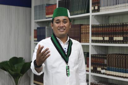Ditetapkan Sebagai Calon Ketum PB HMI, Bobby Silaturahmi ke Riau, HMI Pekanbaru: Semoga Riau-Kepri Bisa Satu Suara