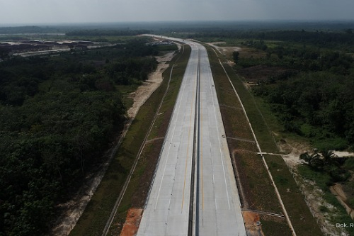 Terkendala Lahan, Anggaran Ruas Tol Padang - Sicincin Refocusing ke Tol Pekanbaru - Bangkinang - Pangkalan atau Medan