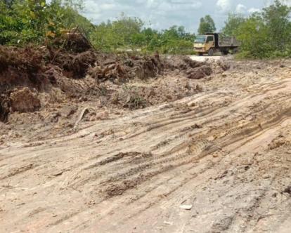 SALAMBA Riau Minta Pemerintah Tertibkan Galian Tanah Uruk Diduga Tak Berizin di Dumai