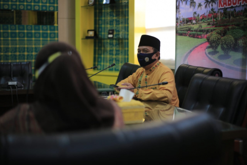 Tambah 13 Kasus, Pasien Positif Covid-19 di Kabupaten Siak Menjadi 121 Orang