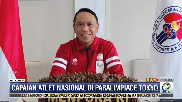 Menpora Amali Bilang Presiden Jokowi Luncurkan DBON Saat Haornas ke-38