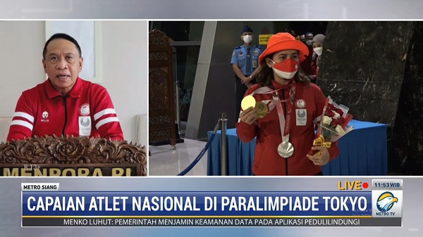 Pencapaian Prestasi Atlet Paralimpiade Melebihi Ekspektasi