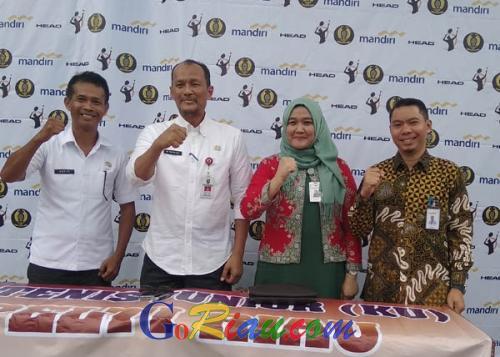 Digelar Lusa, 80 Petenis dari Berbagai Daerah di Sumatera Ikuti Kejurnas Junior Pelti Riau Open 2018