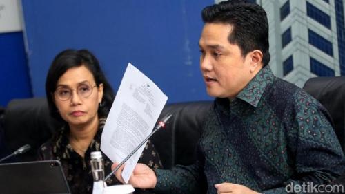 Menteri BUMN Pecat Semua Direktur Garuda Terlibat Penyelundupan Harley Davidson