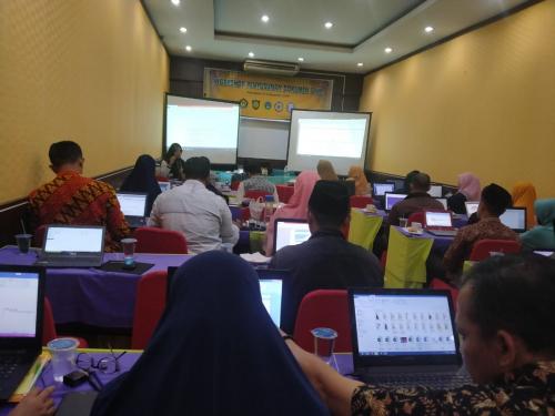 Tujuh Dosen STIT Al Kifayah Riau Ikuti Pelatihan Penyusunan SPMI