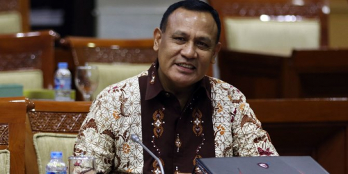 Nama Ketua KPK Firli Bahuri Muncul dalam Sidang Kasus Suap Bupati Nonaktif Muara Enim