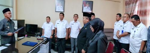Afrizal Darma Dipromosikan Jadi Kepala DPMPTSPTK Kepulauan Meranti