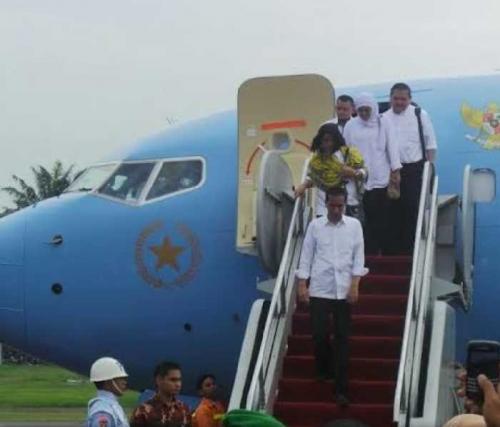 Presiden Jokowi Pastikan Hadir Pada Puncak HPN 2016 di Lombok Tengah