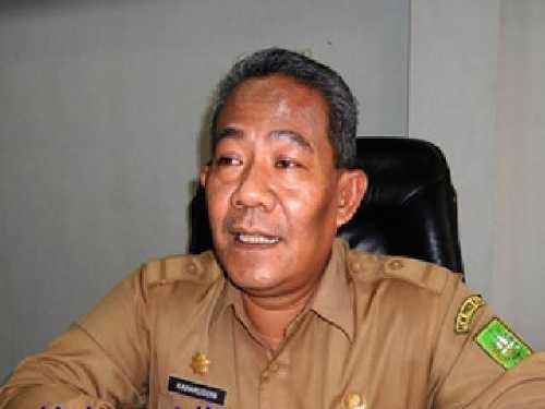Sekwan Akui tak Ada Tenaga Honor Sisipan Masuk Dianggaran Jasa Keamanan Gedung DPRD Riau