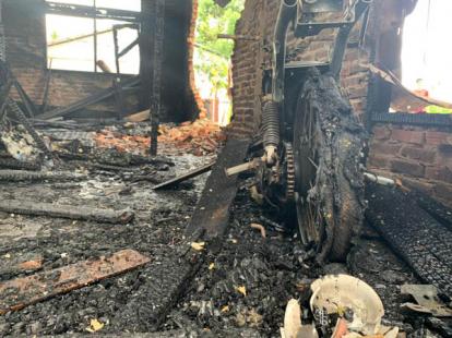 Main Mancis, Seorang Anak Usia 3 Tahun di Pekanbaru Tewas Terbakar di Dalam Rumahnya