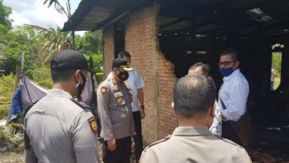 Sebelum Tewas Terbakar, Tangisan Bocah Tiga Tahun Sempat Terdengar Saat Bersembunyi di Dalam Lemari