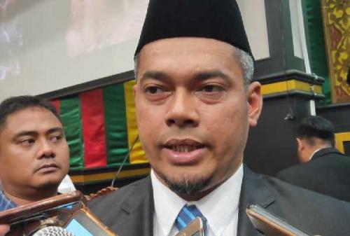 Sadar Bahaya Covid-19, Ketua DPRD Pekanbaru Dukung Masyarakat Lakukan Isolasi Mandiri