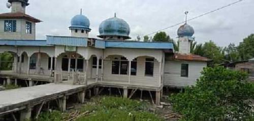 Berusia 33 Tahun, Mesjid Al Falah Perlu Renovasi
