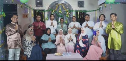 Ingin Hilangkan Kesedihan Karena Larangan Mudik, Dua Grup Nasyid dari Pekanbaru Ini Berkolaborasi Rilis Lagu Baru