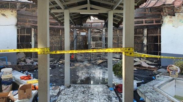 Ini Identitas 8 Korban Luka Berat Akibat Kebakaran di Lapas Tangerang