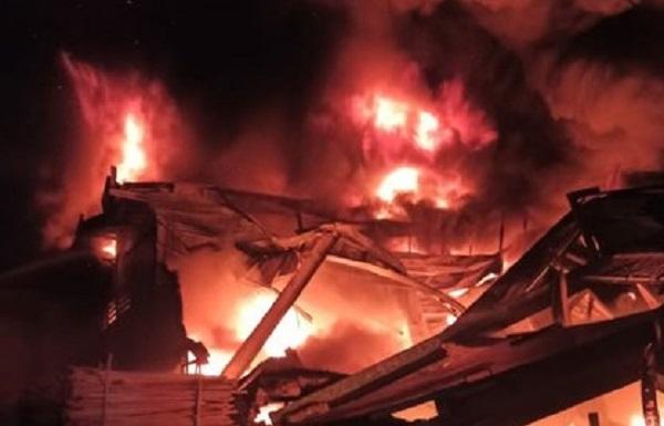 Seorang Napi Terorisme Poso Tewas dalam Kebakaran Lapas Tangerang