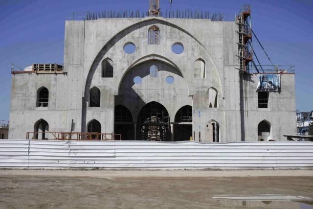 Masjid Terbesar di Eropa Terima Surat Ancaman Deklarasi Perang