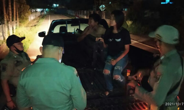 Sempat Dikabarkan Hilang Dua Hari, Gadis 14 Tahun di Inhil Kembali Setelah Terjaring Satpol PP