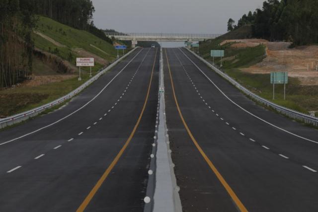 1 KM Lahan Tol Pekanbaru-Bangkinang Belum Dibebaskan