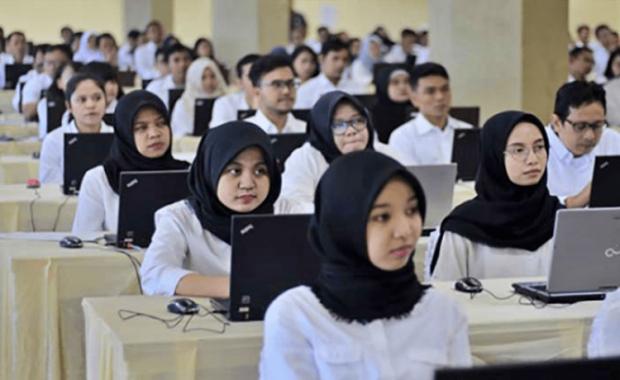 Tidak Hadir Saat SKD, 61 Peserta CPNS Pemprov Riau Dinyatakan Gugur