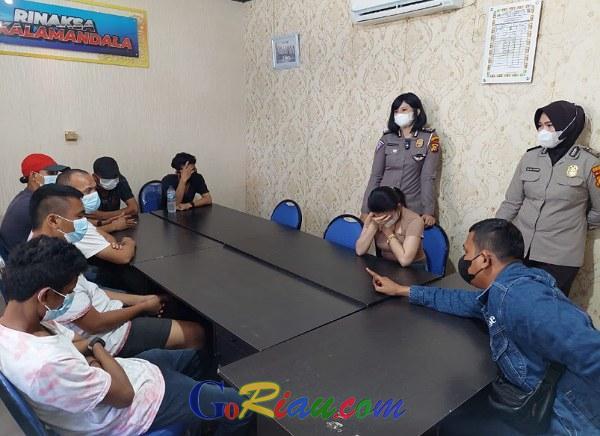 Banyak Pria 'Hidung Belang' Jadi Korban Sindikat Kejahatan MiChat di Pekanbaru, Ini Pesan AKP Josina