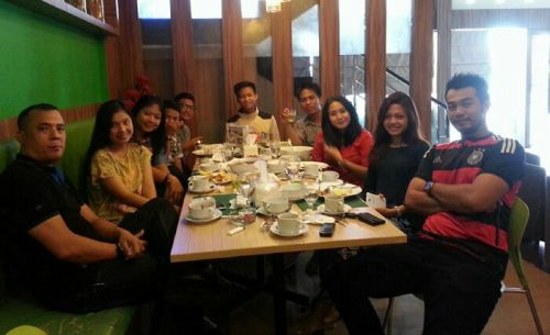 Penelitian Selesai, Hari Ini Mahasiswa STP Kembali ke Bandung
