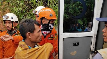 Terkurung 2 Hari dalam Lubang Sedalam 500 Meter di Lebak, 9 Penambang Emas Berhasil Diselamatkan