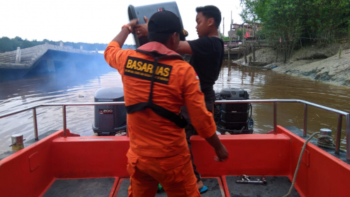 ABK Kapal Hilang Misterius di Perairan Panipahan Rohil Riau