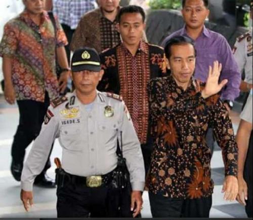 Ini Kegiatan Jokowi Selama Mengikuti Perayaan HPN di Lombok