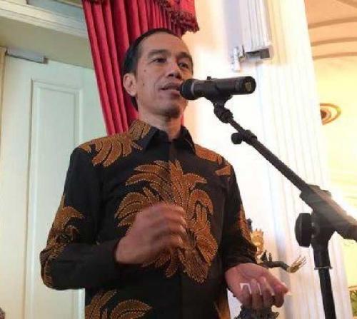 Jokowi: Waktu Kabut Asap, Ada Media di Riau Judul Beritanya Menyeramkan