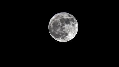 Jangan Lupa Saksikan Bulan Purnama Supermoon Salju Malam Ini Hingga Besok Pagi