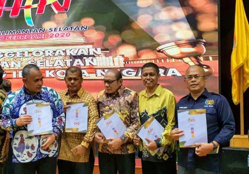 Hari Pers Nasional, 5 Wartawan Senior asal Riau Terima Press Card Number One