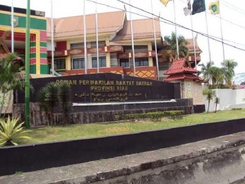 Daripada Dikawal Satpam, Anggota DPRD Riau Lebih Ingin Didampingi Staf Ahli