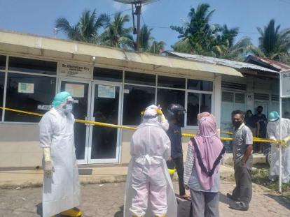 Dokter yang Meninggal di Tempat Prakteknya di Kabupaten Siak Positif Terpapar Covid-19
