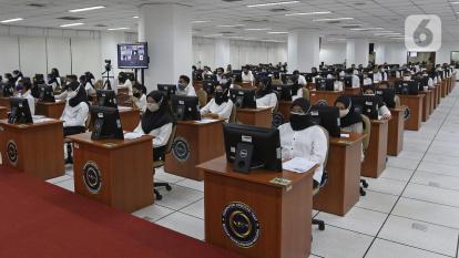 Dumai Siapkan Ruang Khusus untuk Peserta Tes CPNS yang Bersuhu Tubuh di Atas 37 Derajat