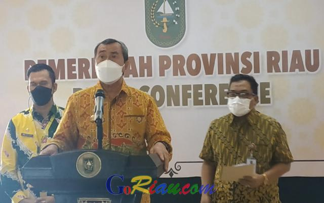 Fakultas Teknik Perminyakan UIR Ditunjuk untuk Kajian Pelamparan Reservoir Blok Rokan, Ini Penjelasan Gubernur Riau