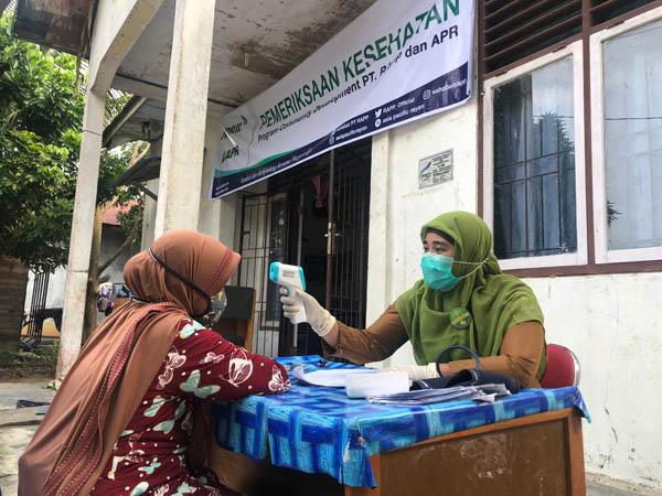 Program CD RAPP-APR Berikan Pelayanan Kesehatan Gratis kepada Masyarakat