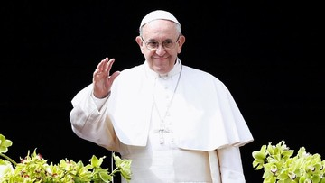 Layani Kawasan Amazon, Paus Pertimbangkan Bolehkan Pastor Menikah