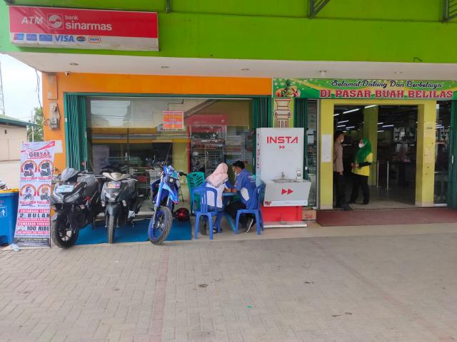 Pameran Maxi Hadir di Pasar Buah Belilas
