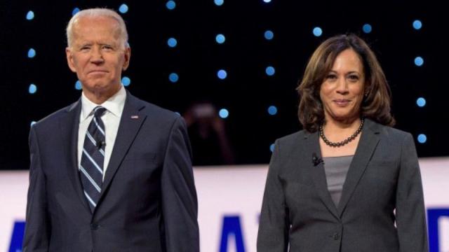 Joe Biden Akan Jadi Presiden Tertua AS, Kamala Harris Wanita Pertama Wapres