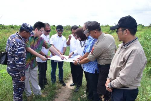 Kepala BKPM: Lahan Eks Transmigrasi Rupat Bengkalis Akan Dijadikan Perkebunan Tebu