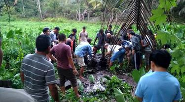 Hilang 5 Hari, Mahasiswi Universitas Bengkulu Ditemukan Terkubur di Sawah