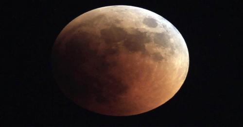 Jangan Lupa Saksikan Gerhana Bulan Penumbra Dini Hari Nanti, Terjadi Lagi Tahun 2038