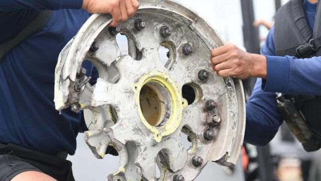 Lima Warga Asal Sumbar Ada dalam Sriwijaya Air SJ 182, Ini Identitasnya, Termasuk Pilot